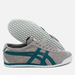 Мужские кроссовки Onitsuka Tiger Mexico 66 Grey/Dragon Fly фото- 2