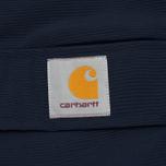 Мужская куртка анорак Carhartt WIP Nimbus 5 Oz Navy фото- 5