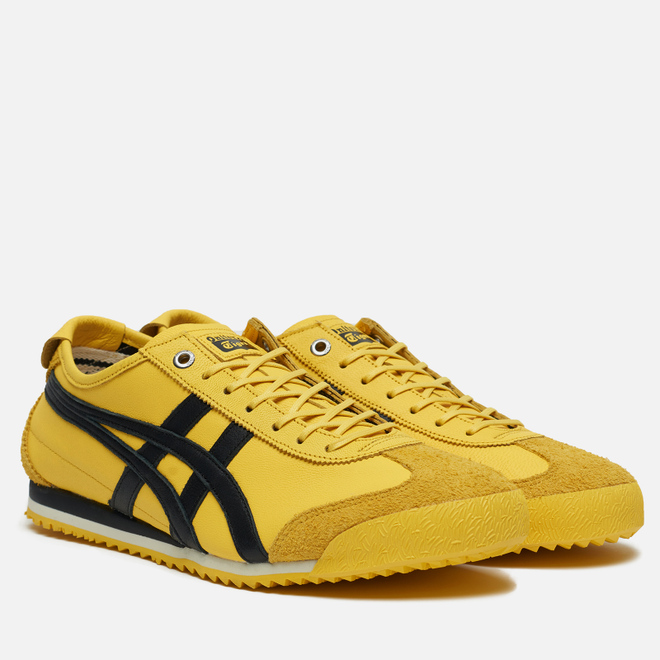 Мужские кроссовки Onitsuka Tiger Mexico 66 SD Tai-Chi Yellow/Black