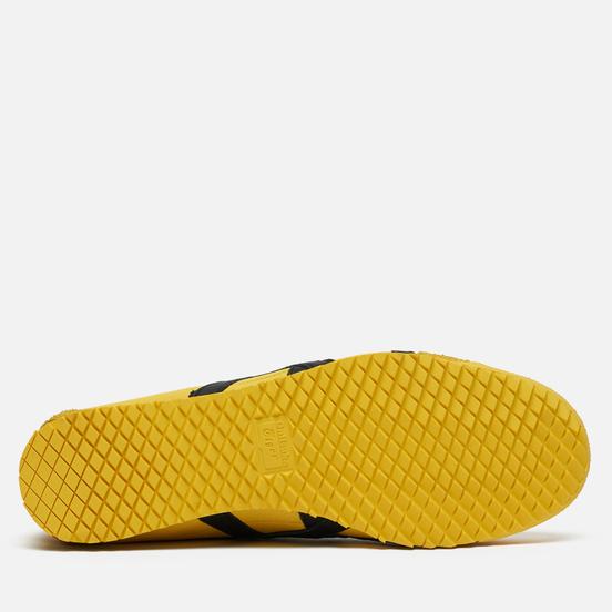 Мужские кроссовки Onitsuka Tiger Mexico 66 SD Tai-Chi Yellow/Black