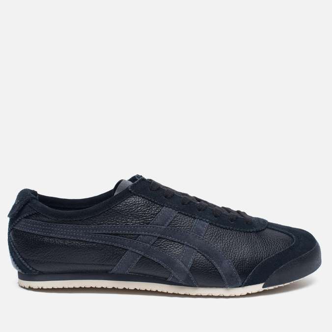Мужские кроссовки Onitsuka Tiger Mexico 66 Vintage Black/Dark Grey