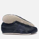 Мужские кроссовки Onitsuka Tiger Mexico 66 Vintage Black/Dark Grey фото- 2