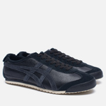 Мужские кроссовки Onitsuka Tiger Mexico 66 Vintage Black/Dark Grey фото- 1