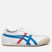 Кроссовки Onitsuka Tiger Mexico 66 White/Blue фото- 0