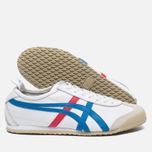Кроссовки Onitsuka Tiger Mexico 66 White/Blue фото- 2