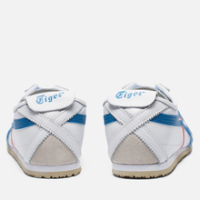 Кроссовки Onitsuka Tiger Mexico 66 White/Blue фото- 3