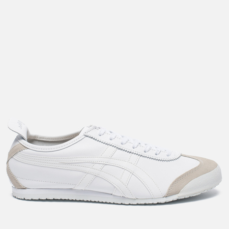 Мужские кроссовки Onitsuka Tiger Mexico 66 White/White
