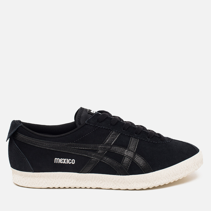 Мужские кроссовки Onitsuka Tiger Mexico Delegation Black/Black