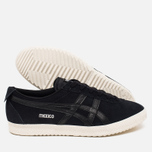 Мужские кроссовки Onitsuka Tiger Mexico Delegation Black/Black фото- 2