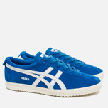 Мужские кроссовки Onitsuka Tiger Mexico Delegation Blue/White фото- 1