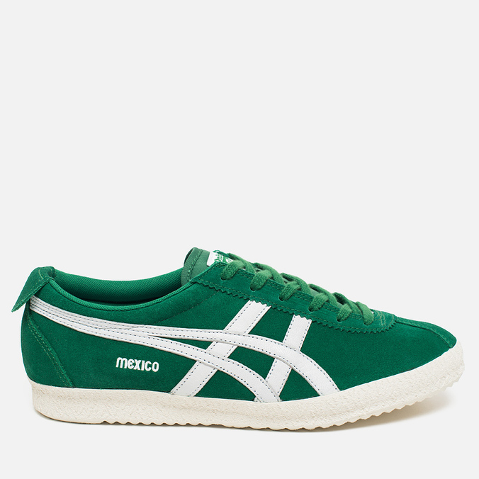Мужские кроссовки Onitsuka Tiger Mexico Delegation Green/White