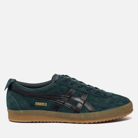 Мужские кроссовки Onitsuka Tiger Mexico Delegation Hampton Green/Black
