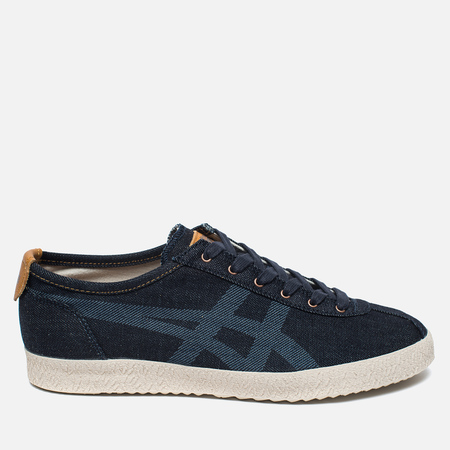 Мужские кроссовки Onitsuka Tiger Mexico Delegation Okayama Denim Pack India Ink/Blue/White