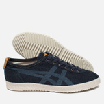 Мужские кроссовки Onitsuka Tiger Mexico Delegation Okayama Denim Pack India Ink/Blue/White фото- 2