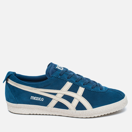 Мужские кроссовки Onitsuka Tiger Mexico Delegation Poseidon/Off White