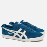 Мужские кроссовки Onitsuka Tiger Mexico Delegation Poseidon/Off White фото- 1