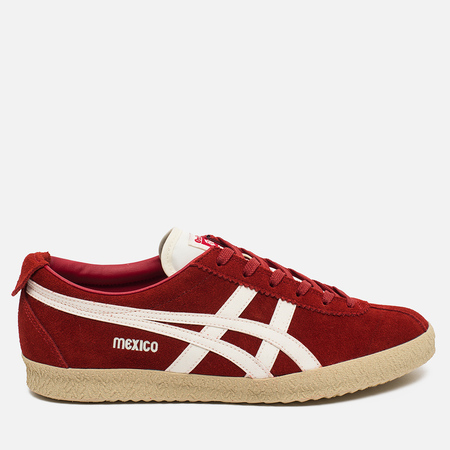 Onitsuka Tiger Mexico Delegation Men's Sneakers Red/White