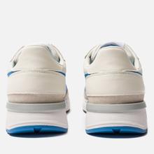 Мужские кроссовки Onitsuka Tiger Rebilac Runner Cream/Directoire Blue фото- 2