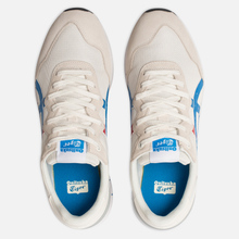 Мужские кроссовки Onitsuka Tiger Rebilac Runner Cream/Directoire Blue фото- 1