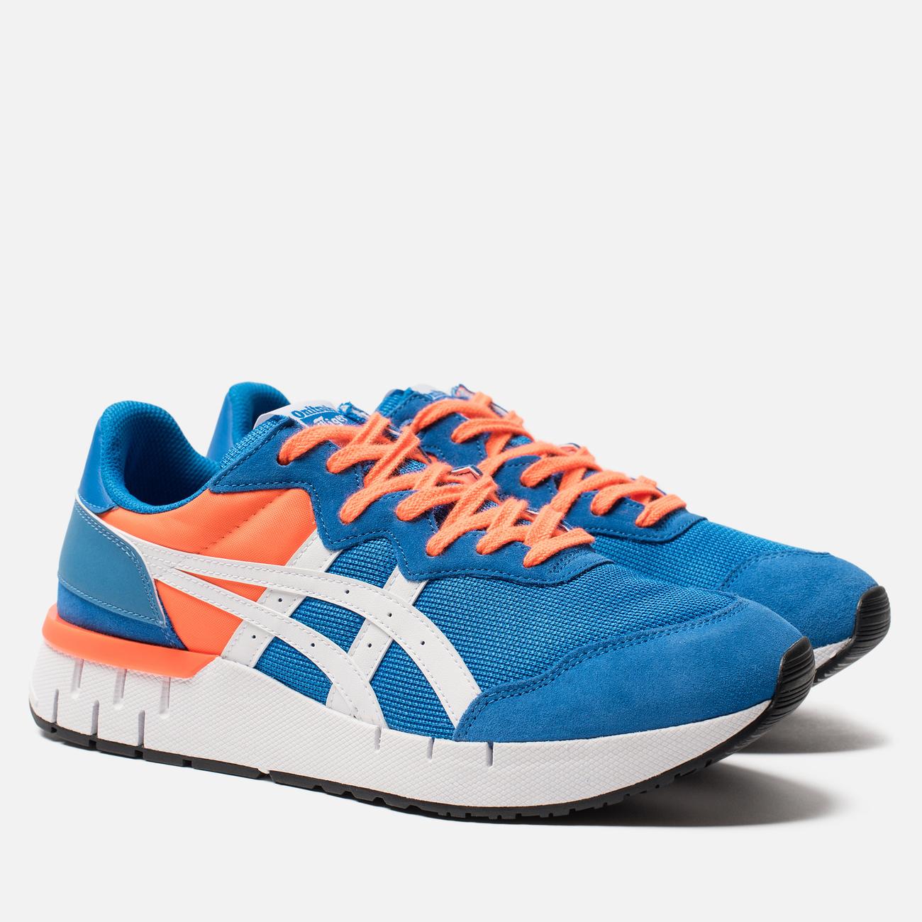 Мужские кроссовки Onitsuka Tiger Rebilac Runner Electric Blue/White