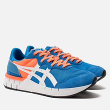 Мужские кроссовки Onitsuka Tiger Rebilac Runner Electric Blue/White фото- 0