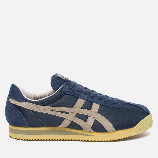 Мужские кроссовки Onitsuka Tiger Tiger Corsair Vintage India Ink/Latte