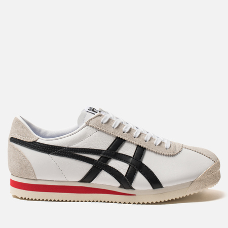 Мужские кроссовки Onitsuka Tiger Tiger Corsair White/Black/Red