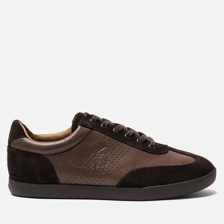 Мужские кроссовки Polo Ralph Lauren Cadoc Dark Brown