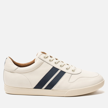 Мужские кроссовки Polo Ralph Lauren Camilo Leather Artist Cream/Newport Navy