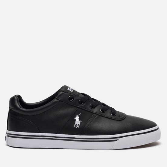 Мужские кроссовки Polo Ralph Lauren Hanford Leather Black