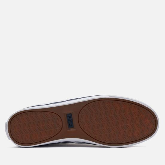 Мужские кроссовки Polo Ralph Lauren Hanford Leather Pure White