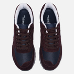 Мужские кроссовки Polo Ralph Lauren Slaton Pony Oxblood/Newport Navy фото- 4