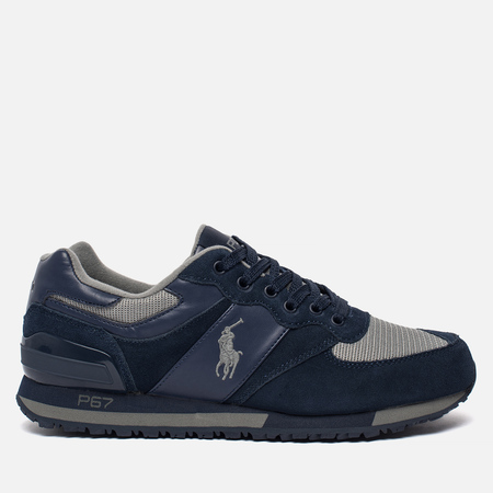 Мужские кроссовки Polo Ralph Lauren Slaton Tech Mesh Midnight/Newport Navy