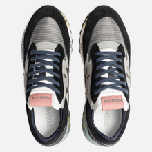 Мужские кроссовки Premiata Django 4185 Multicolor фото- 1