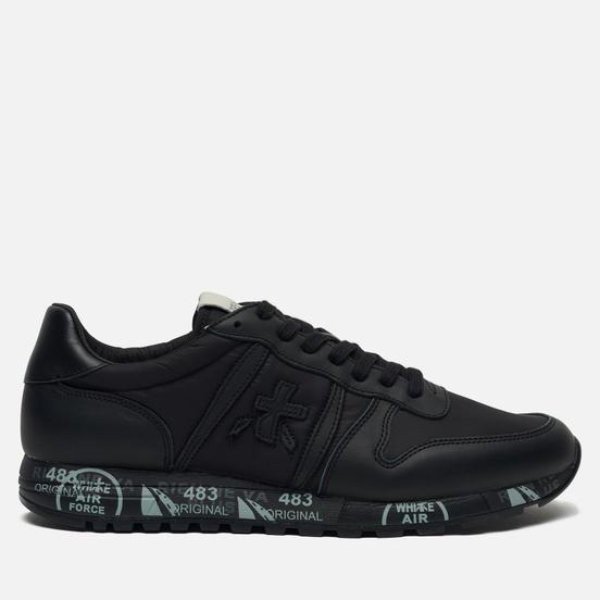 Мужские кроссовки Premiata Eric 2813 Black