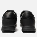 Мужские кроссовки Premiata Eric 3296 Full Black фото- 3