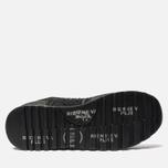 Мужские кроссовки Premiata Eric 3296 Full Black фото- 4