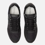 Мужские кроссовки Premiata Eric 3296 Full Black фото- 5
