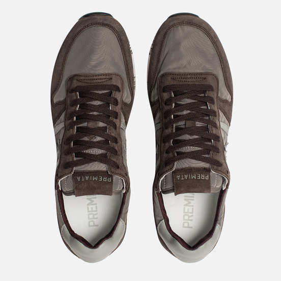 Мужские кроссовки Premiata Eric 4002 Brown