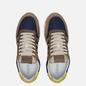 Мужские кроссовки Premiata Eric 4665 Navy/Grey фото - 1