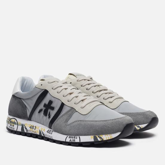 Мужские кроссовки Premiata Eric 4666 Grey