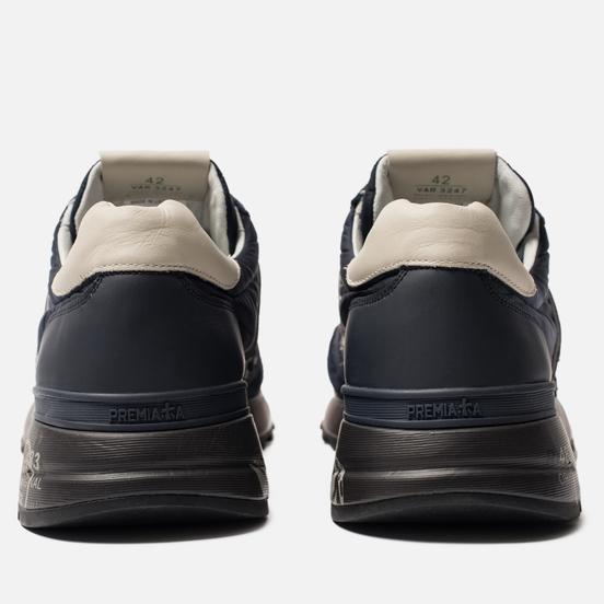 Мужские кроссовки Premiata Lander 3247 Navy