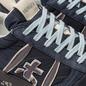 Мужские кроссовки Premiata Lander 3247 Navy фото - 6