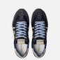 Мужские кроссовки Premiata Lucy 1298E Dark Navy/Blue фото - 1