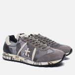 Мужские кроссовки Premiata Lucy 2031 Grey Camouflage фото- 1