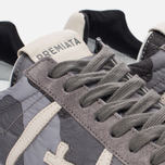 Мужские кроссовки Premiata Lucy 2031 Grey Camouflage фото- 5