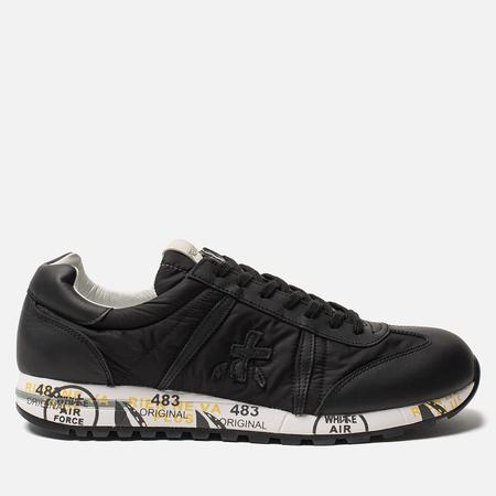Мужские кроссовки Premiata Lucy 2807 Black