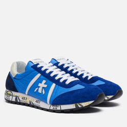 Мужские кроссовки Premiata Lucy 4601 Royal Blue