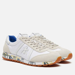 Мужские кроссовки Premiata Lucy 4709 White