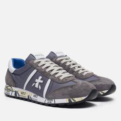 Мужские кроссовки Premiata Lucy 618E Grey